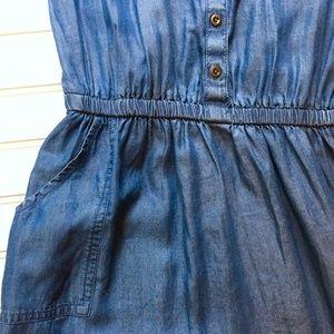 Old Navy Dresses - Chambray Dress
